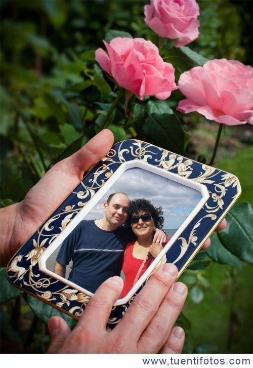 Mi familia: Mi Esposo Y Yo